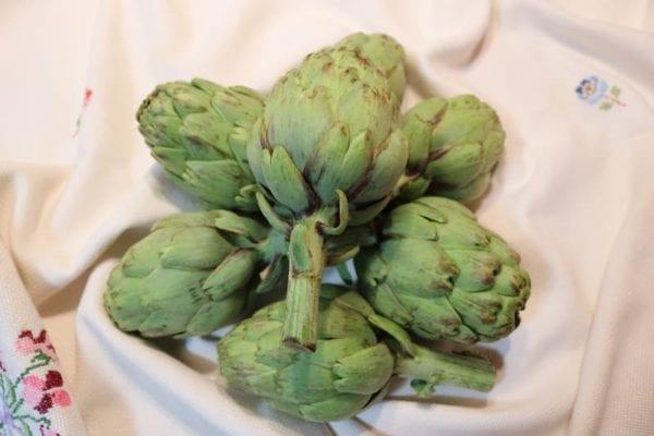 Como cocer alcachofas
