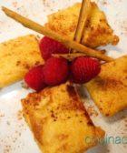 leche frita receta original