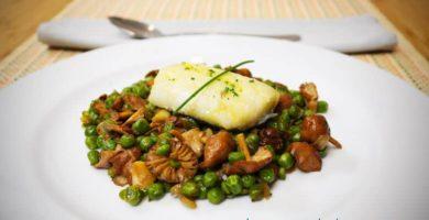 bacalao recetas