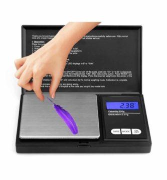 Báscula de Precisión para alimentos