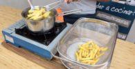 Como hacer Patatas fritas crujientes