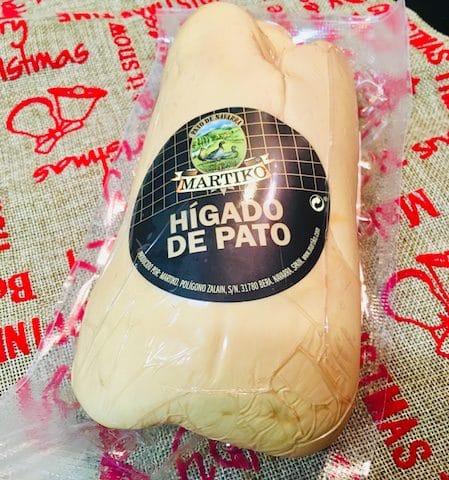 que es el foie gras