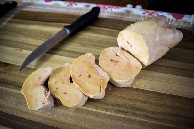 foie gras fresco