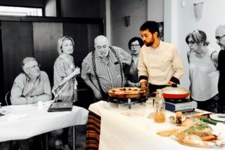 Cursos de Cocina Cocina con Jairo