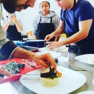 aprender a cocinar con Jairo